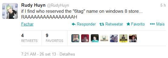 6tag windows 8 tweet rudy huyn