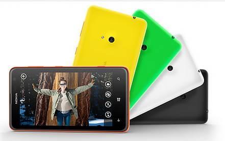 Nokia Lumia 625 site da Nokia oficial