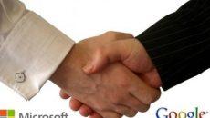Microsoft e Google se unem contra o governo americano por mais transparência