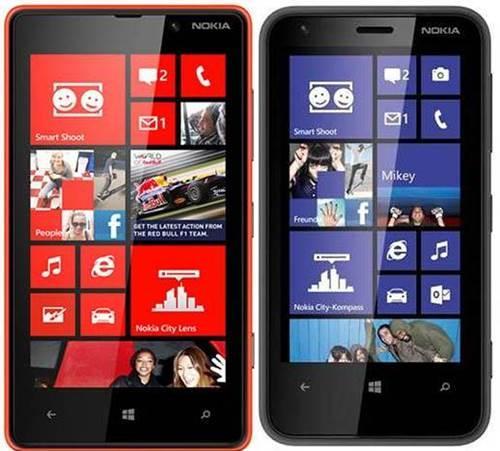 Liberação da Amber está mais próxima para os Lumia 820 e 620
