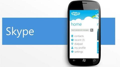 Aplicativo do Skype para o Windows Phone 7.X não será mais atualizado