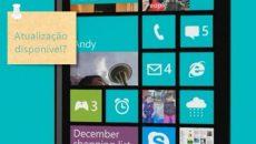 Saiba como identificar a atualização GDR2, Amber e outras em seu Windows Phone