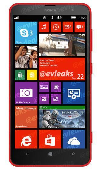 Nokia Lumia 1320 windows phone 8