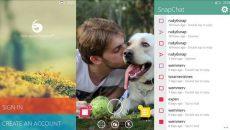 Cliente SnapChat 6snap ganha atualização e tem novidade