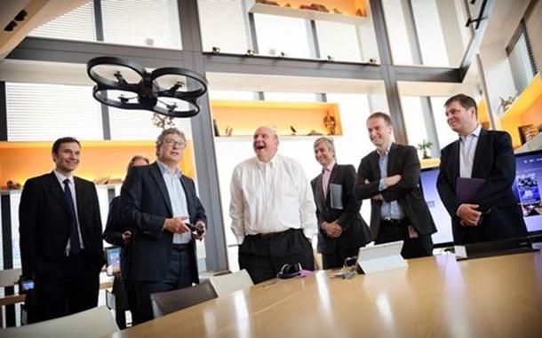 drone windows phone app oficial