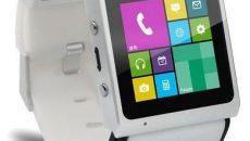 Goophone Smart Watch é um relógio que roda Android, mas tem a cara do Windows Phone