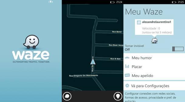 Waze app oficial windows phone 8 img1