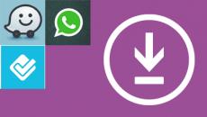 Waze Beta, Foursquare e WhatsApp recebem mais uma atualização