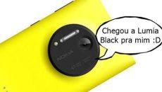 Nokia Lumia 1020 começa a receber o update GDR3 Lumia Black