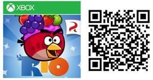 angry birds rio jogo windows phone qr code