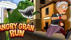 Chega de graça a Windows Phone Store o jogo Angry Gran Run