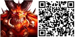 Dungeon hunter qr code windows phone jogo
