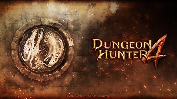 Dungeon hunter windows phone jogo header