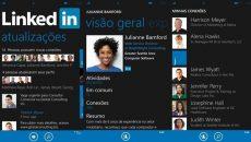 APP do LinkedIn NÃO será retirado da Windows Store