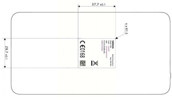 nokia lumia 1320 fcc