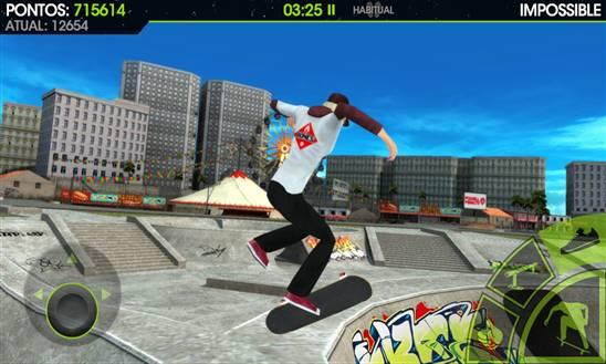 skateboard party 2 jogo windows phone img1