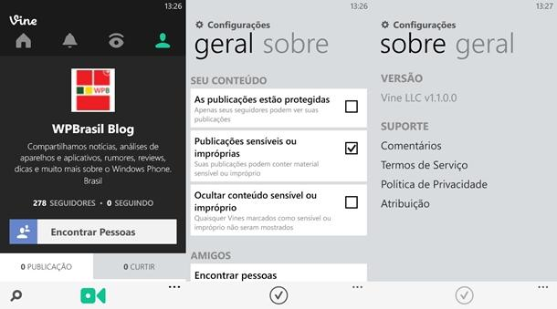 vine app oficial windows phone img2 ptbr