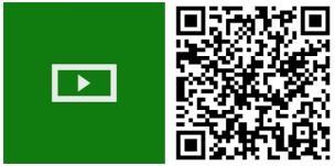xbox video app windows phone oficial QR Code