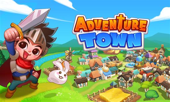 Adventure town jogo windows phone img1