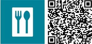 Bing receitas e bebidas app windows phone QR Code