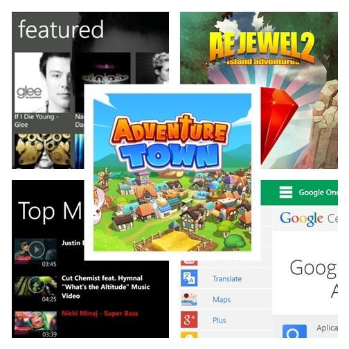 dicas de apps quarta semana de janeiro 2014