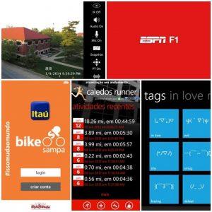 dicas de apps terceira semana de janeiro 2014