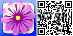 flower garden jogo windows phone qr code