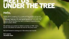 Nokia começou a enviar os convites para o MWC 2014 e o que podemos esperar do evento