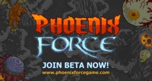 phoenix force beta windows phone jogo