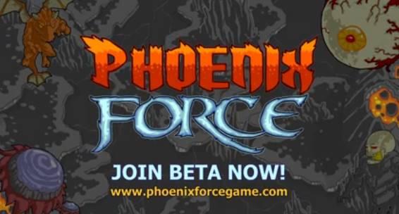 phoenix force beta windows phone jogo
