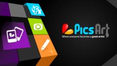 O excelente app de edição de fotos PicsArt foi liberado para todos os Windows Phone 8