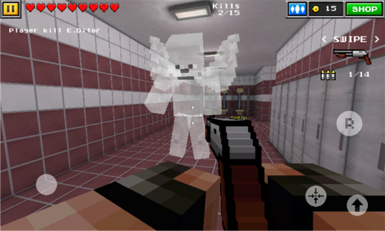pixel gun 3d jogo windows phone img1