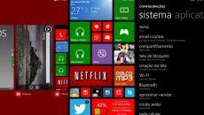 Samsung Ativ S brasileiro recebe atualização GDR2 e GDR3 e fileiras extras de live tiles