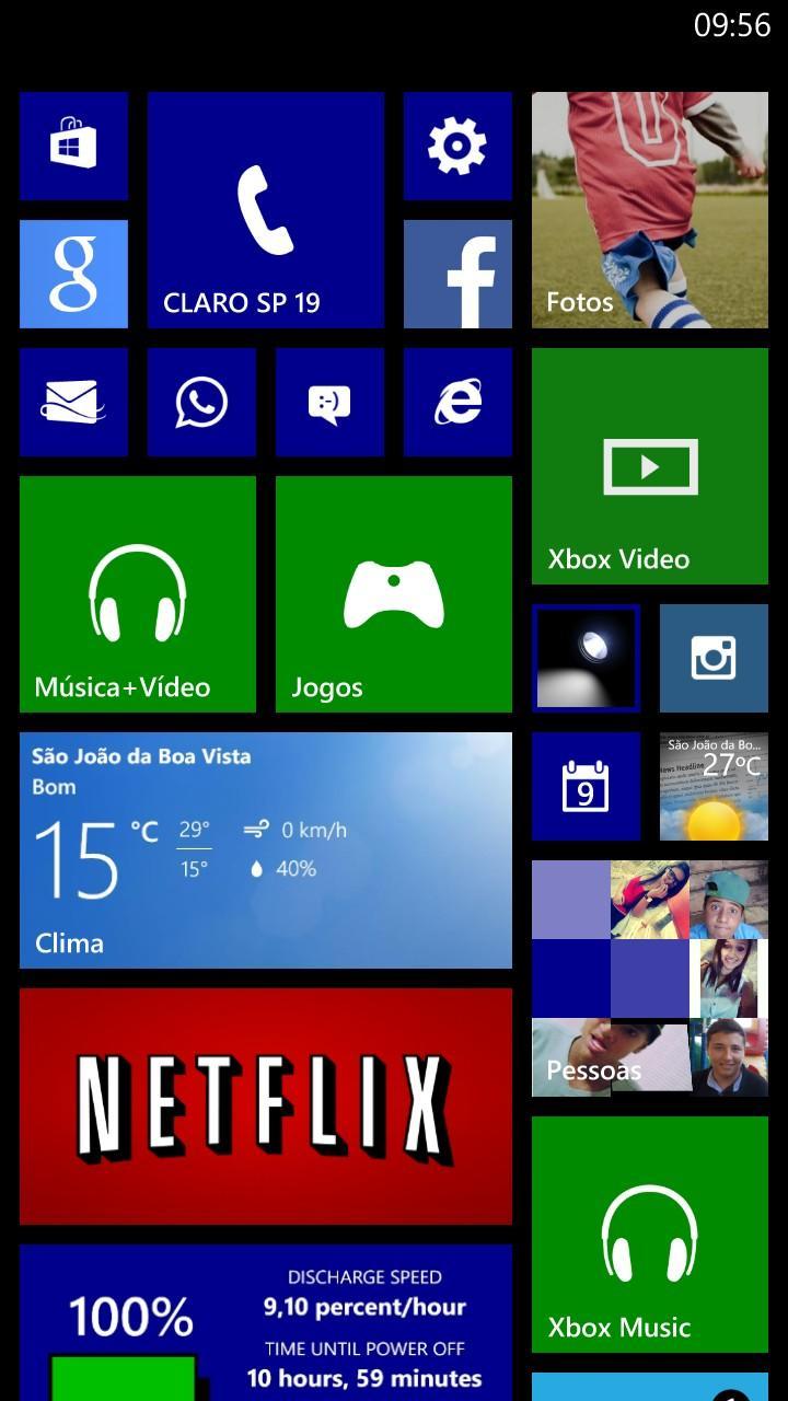 samsung ativ s brasileiro gdr2 gdr3 live tiles