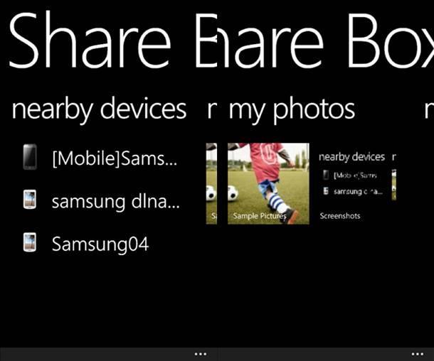 samsung share box app windows phone principal 2