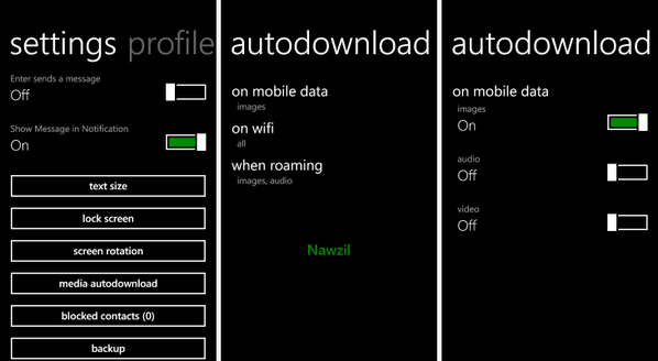 whatsapp beta app windows phone