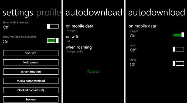 whatsapp beta app windows phone