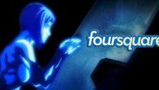 Ao que parece o Cortana e o Foursquare terão uma grande integração no Windows Phone 8.1