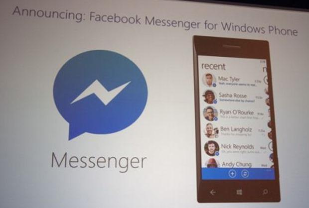 facebook messenger em breve windows phone store