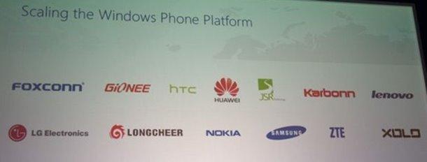 novos oems windows phone lg lenovo e outros