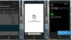 Músicas baixadas pelo IE11 irão direto para a pasta de Músicas no Windows Phone 8.1