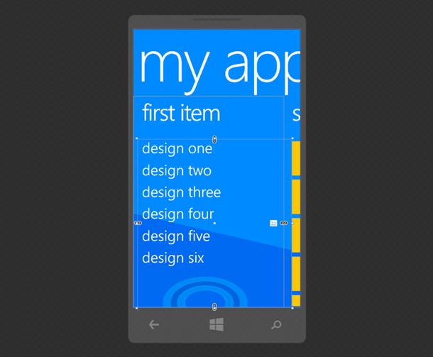 SDK windows phone 8.1 preview