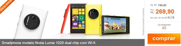 nokia lumia 1020 269 reais ching ling