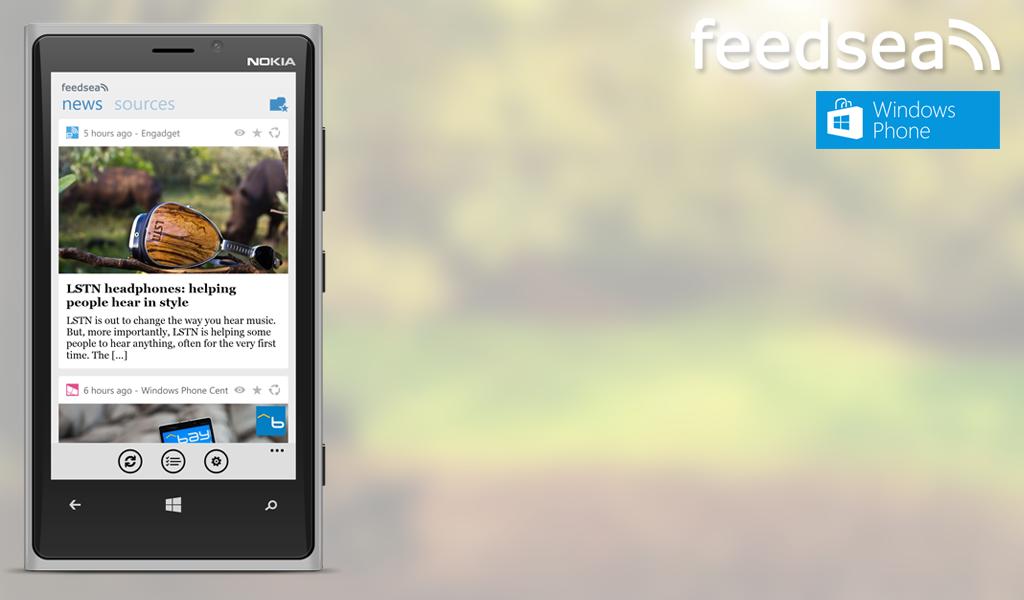 Conheça o Feedsea, um excelente cliente Feedly feito por brasileiros