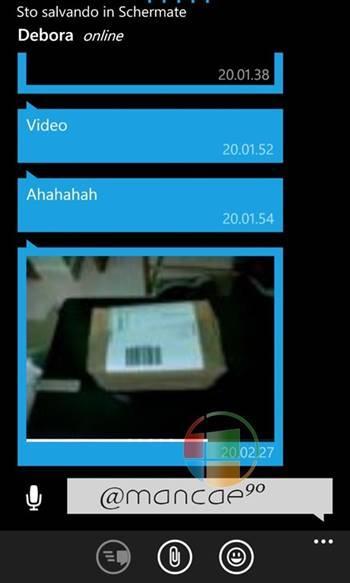 whatsapp beta windows phone barra de progresso