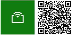 xbox one smartglass windows phone qr code