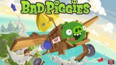 Dos mesmos criadores de Angry Birds, baixe agora mesmo o jogo Bad Piggies