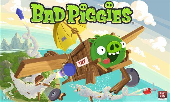 bad piggies jogo windows phone rovio img11
