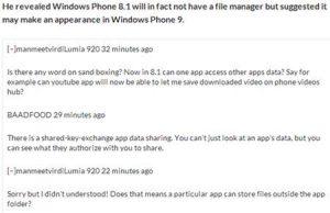 gerenciador de arquivos windows phone 9