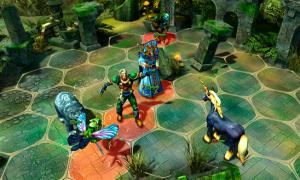 king bounty legion windows phone game img1